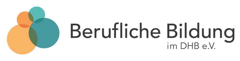 Berufliche Bildung im DHB_Logo